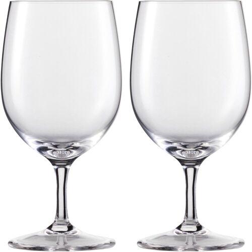 Eisch Glas »Jeunesse« (2-tlg), Kristallglas, (Wasserglas), bleifrei, 230 ml