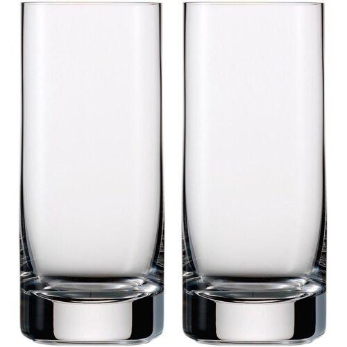 Eisch Longdrinkglas »Jeunesse« (2-tlg), mundgeblasenes Kristallglas, 460 ml
