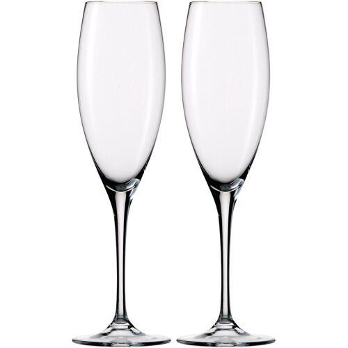 Eisch Champagnerglas »Jeunesse« (2-tlg), bleifreies Kristallglas, 270 ml