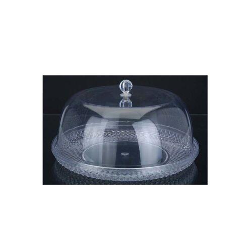 HTI-Living Kuchenplatte »Kuchenplatte Glocke«, Kunststoff, (2-tlg)
