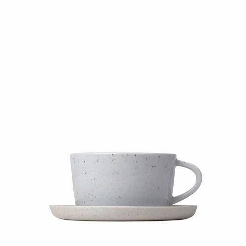 BLOMUS Tasse »SABLO 2er-Set mit Untertassen 150 ml«