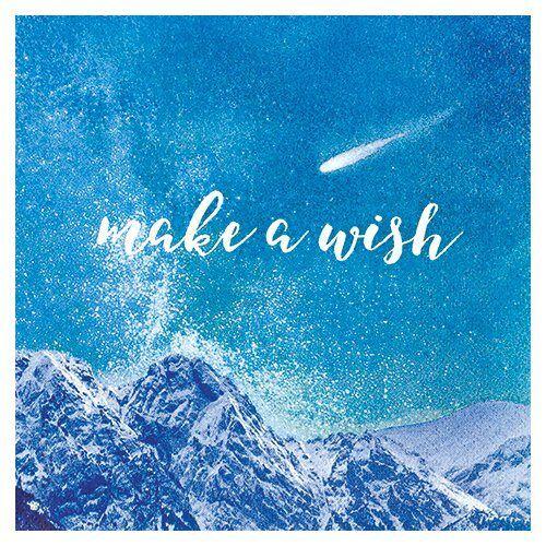 HOME FASHION Serviette 'Make a Wish'