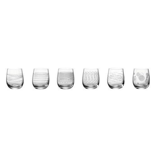 LEONARDO Glas »CASELLA 6er-Set 300 ml«, Kristallglas