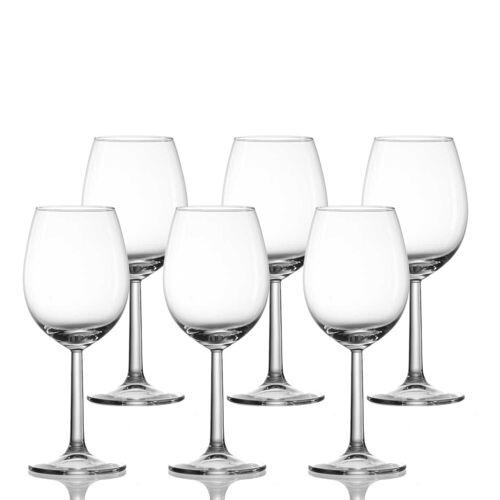 Ritzenhoff & Breker Weißweinglas »4ALL Weißweinglas 320 ml 6er Set« (6-tlg)