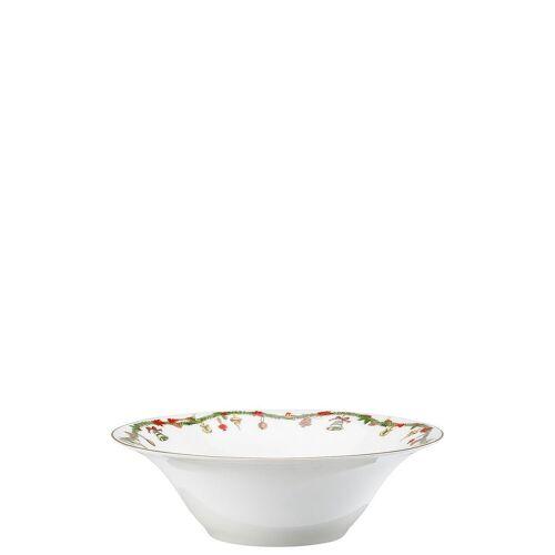 Hutschenreuther Schale »Nora Christmas Schale 20 cm«, Fine China-Porzellan, (1-tlg)