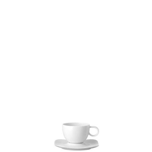 Rosenthal Espressotasse »Free Spirit Weiß Espressotasse 2-tlg.« (2-tlg)