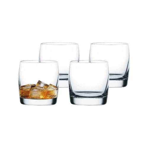 Nachtmann Whiskyglas »Vivendi Whiskybecher 4er Set« (4-tlg), Kristallglas
