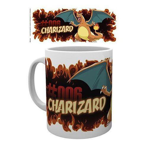 GB eye Tasse »Pokémon - Charizard Fire - Glurak - Tasse«