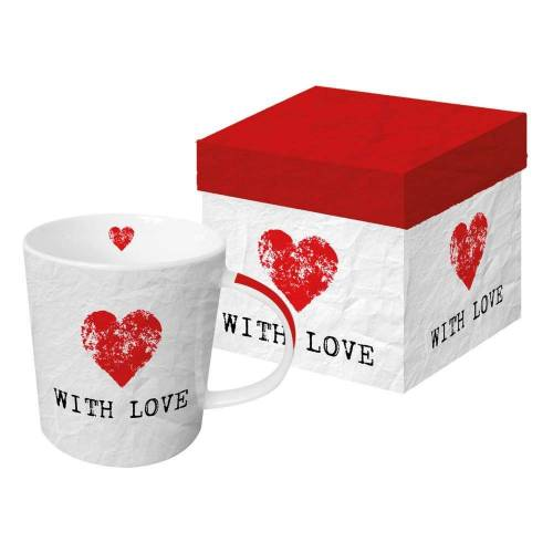 PPD Becher »With Love Trend 350 ml«