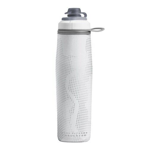 Camelbak Trinkflasche »Trinkflasche Peak Fitness Chill 710ml«, weiss/silber