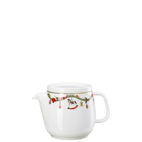 Hutschenreuther Teekanne »Nora Christmas Teekanne«, 0.7 l