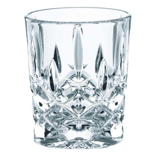 Nachtmann Gläser-Set »Noblesse Stamper 4er Set 55ml«, Kristallglas