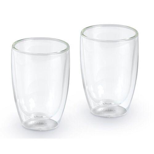 Kahla Latte-Macchiato-Glas »Latte Macchiato Glas-Set, 2 tlg« (2-tlg)