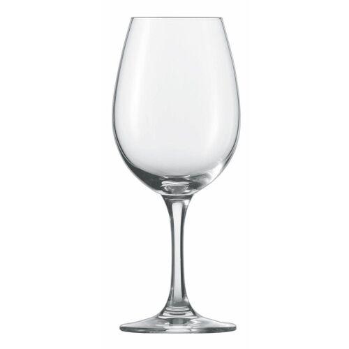 SCHOTT-ZWIESEL Gläser-Set »Sensus Weinprobierglas 6er Set mit Moussierpunkt«