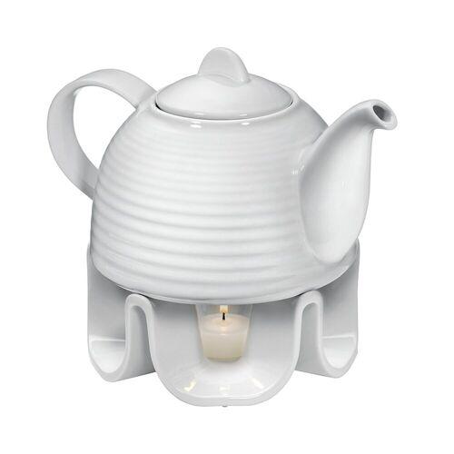 Cilio Teekanne »Kanne mit Rechaud«, 1.1 l, Teekanne