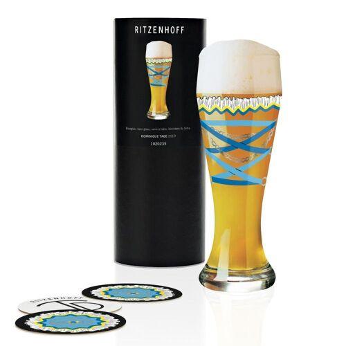 Ritzenhoff Bierglas »Weizenbierglas Dominique Tage Dirndl 500 ml«