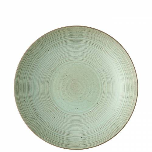 Thomas Porzellan Suppenteller »Nature Leaf Teller tief 28 cm«, (1 Stück)