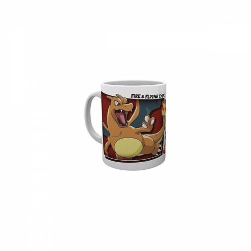 POKÉMON Tasse »Tasse Pokemon Charizard Type«
