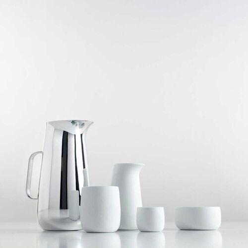 Stelton Becher »Norman Foster 2 Stück Espresso Thermobecher 4 cl. aus Porzellan«