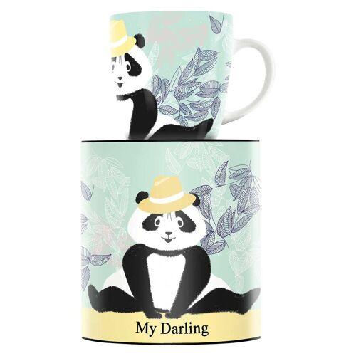 Ritzenhoff Becher »My Darling Kaffeebecher PANDA« (1-tlg)