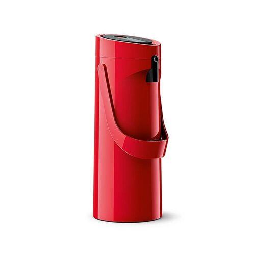Emsa Pump-Isolierkanne »Pump Isolierkanne Ponza«, 1.9 l, Rot