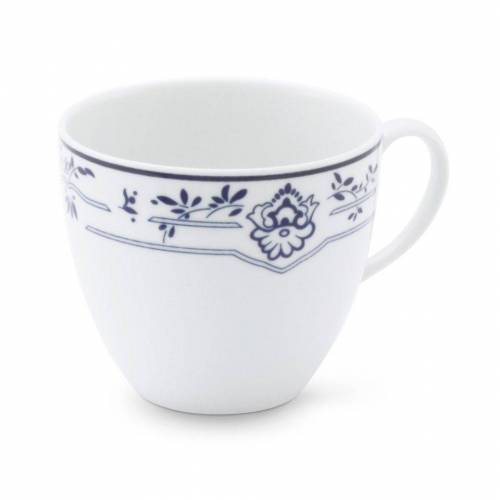 Friesland Porzellan Tasse »Friesland Kaffeetasse 0,18l Atlantis Friesisch Bla« (1-tlg), Made in Germany