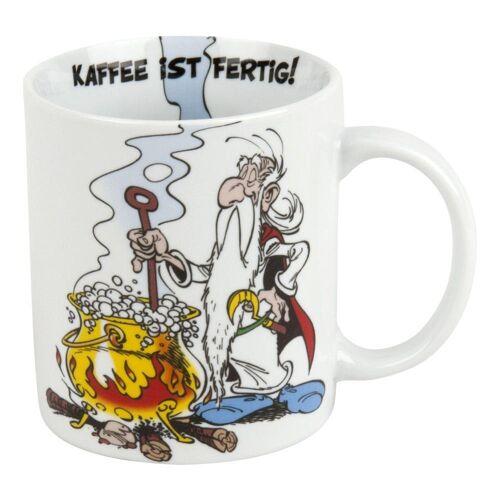 Könitz Becher »Asterix Kaffee ist Fertig«, Porzellan