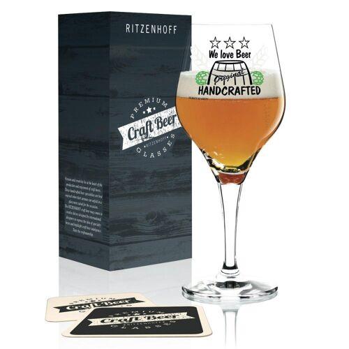 Ritzenhoff Bierglas »Craft Beer Horst Haben 250 ml«
