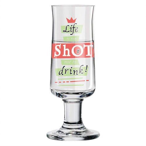 Ritzenhoff Schnapsglas »3230021 Schnapsglas, 3,8 x 3,8 x 11,1 c«