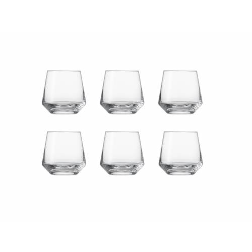 SCHOTT-ZWIESEL Whiskyglas »Whisky klein Pure« (6-tlg)