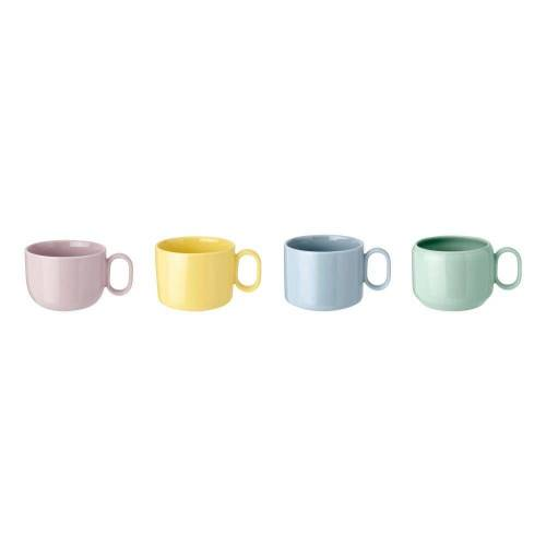 RIG-TIG Tasse »MIX-N-MATCH Tassen-Set, 4-tlg.«