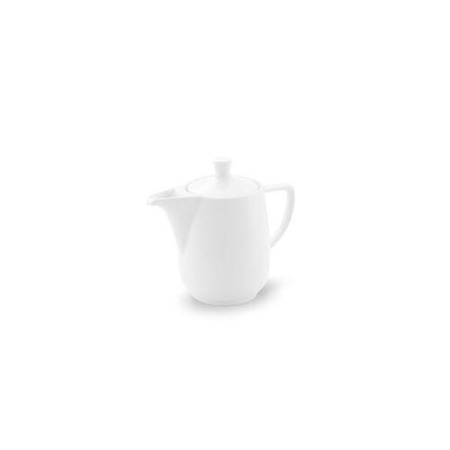 Friesland Porzellan Kaffeekanne »Friesland Kaffeekanne 0,35l weiß Porzellan«, 0,35 l