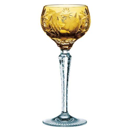 Nachtmann Weinglas »Römer Groß Traube Bernstein«, Kristallglas