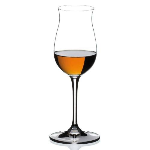 RIEDEL Glas Gläser-Set »Vinum Bar Cognac 2er Set 170 ml«, Kristallglas