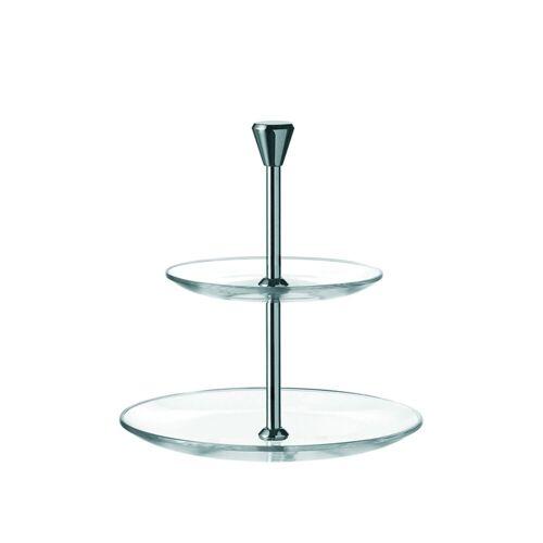 LEONARDO Etagere »Etagere Dinner 2-tlg.«, Glas