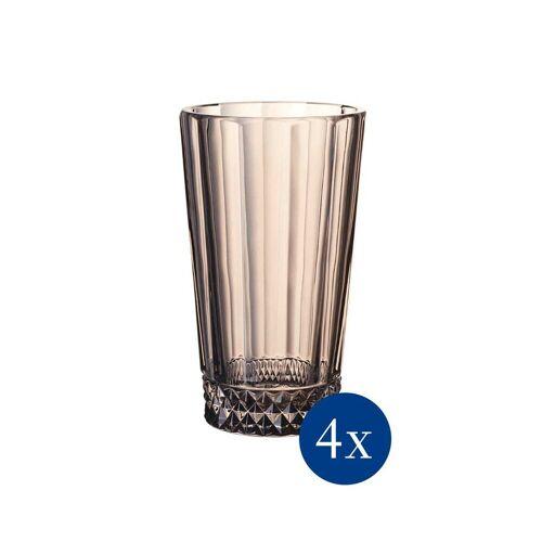 Villeroy & Boch Longdrinkglas »Opéra Smoke Longdrinkglas 4er Set« (4-tlg)