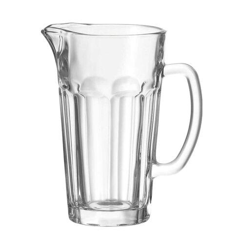 LEONARDO Wasserkrug »ROCK Krug Pitcher 1,1l«, (1-tlg)