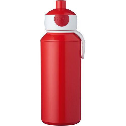 Mepal Trinkflasche »Trinkflasche pop-up campus Miffy, 400 ml«, rot
