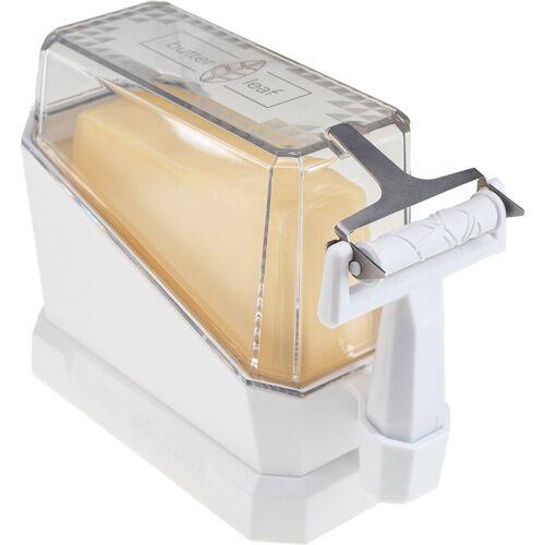 butter leaf Butterdose »butter-leaf«, Kunststoff, (1-tlg), inkl. Butterschneider