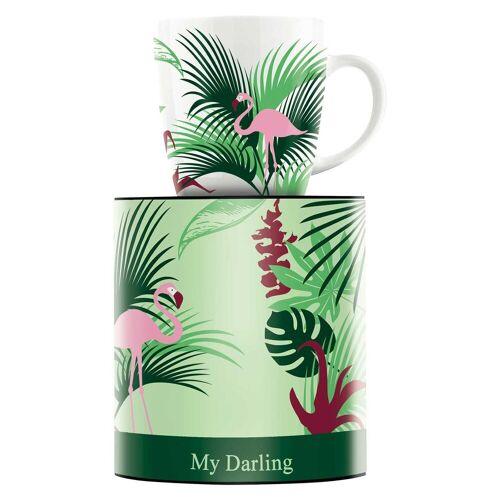 Ritzenhoff Becher »My Darling Kaffeebecher Flamingo 2017« (1-tlg)