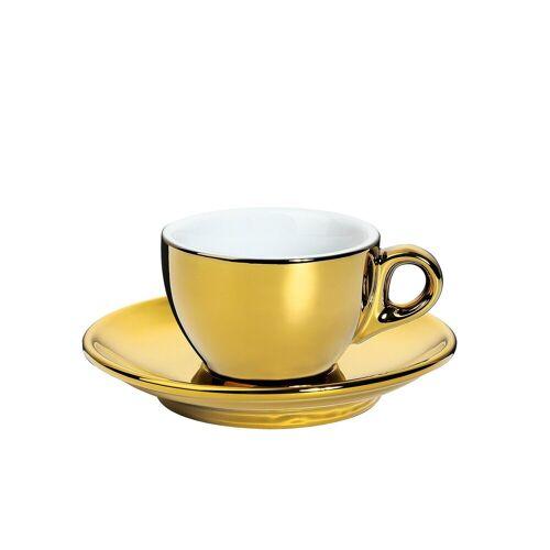 Cilio Espressotasse »Espressotasse ROMA«, Gold