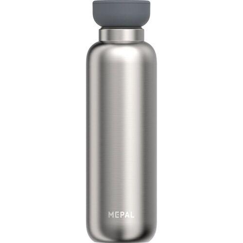 Mepal Isolierflasche, grau