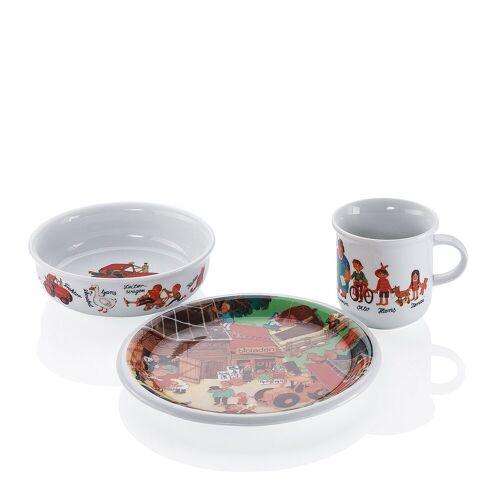ARZBERG Teekanne »Kindergeschirr Kinderset 3 teilig Auf dem«