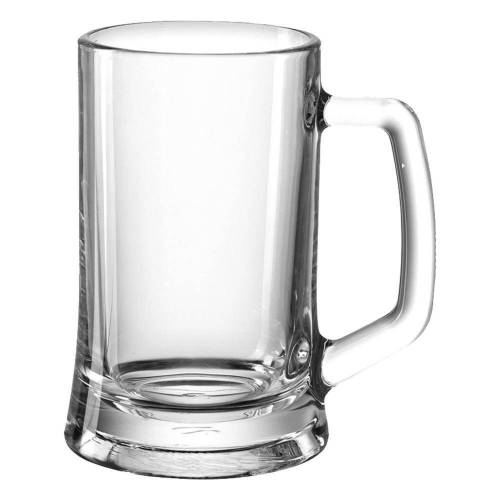 montana-Glas Bierkrug »:skol Bierseidel 500 ml«