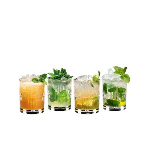 RIEDEL Glas Longdrinkglas »Mixing Rum 4er-Set«, Kristallglas