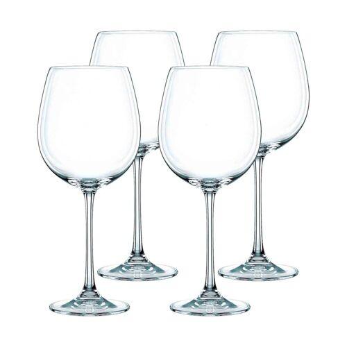 Nachtmann Gläser-Set »Vivendi Rotweinglas 4er Set« (4-tlg)