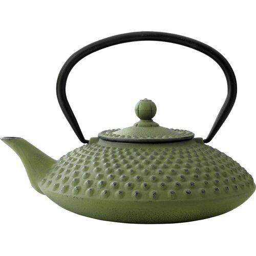 """Bredemeijer Teekanne »Gusseisen Teekanne """"Xilin"""" 1,25l«, grün"""