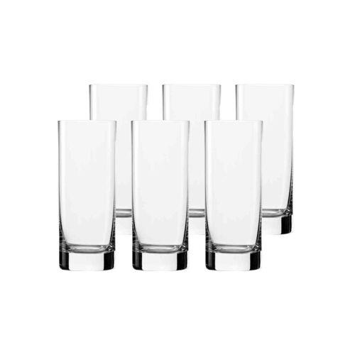 Stölzle Longdrinkglas »NEW YORK BAR Mix-Drink Becher 350 ml 6er Set« (6-tlg)
