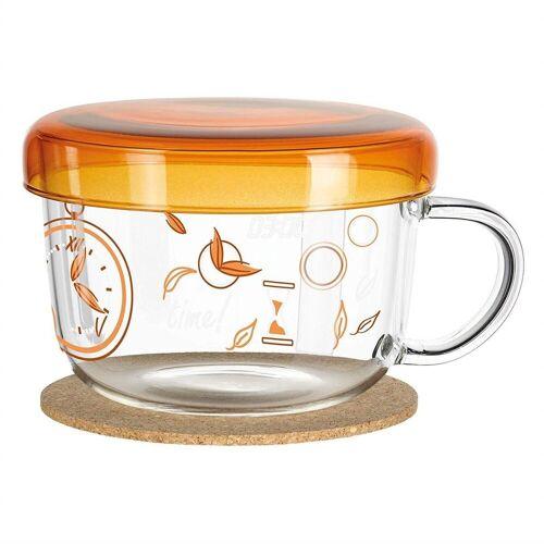 Ritzenhoff Teekanne »My Moment Teeglas Kurz Kurz Design (tea«