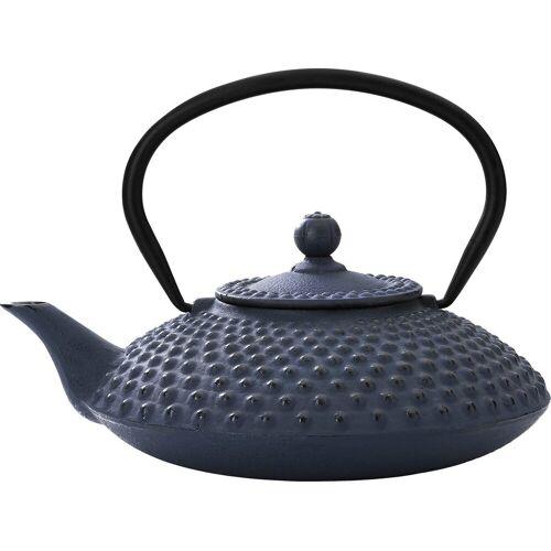 "Bredemeijer Teekanne »Gusseisen Teekanne ""Xilin"" 1,25l«, blau"